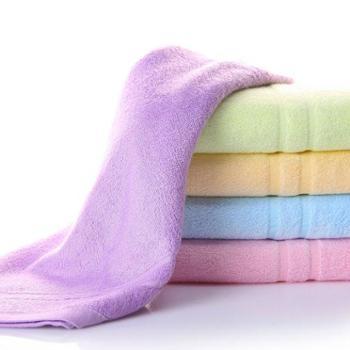 蓬松吸水性强男女士竹纤维毛巾