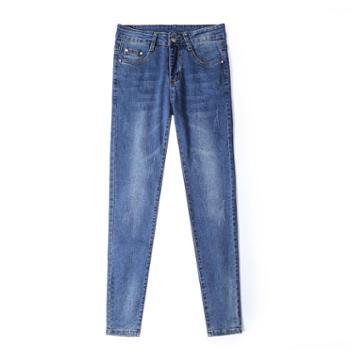 sandalling小脚韩版显瘦紧身铅笔长裤1961铅笔