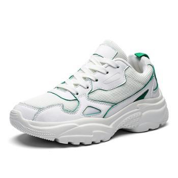 上匠风华 FALCON同款新材料网红女鞋 0592
