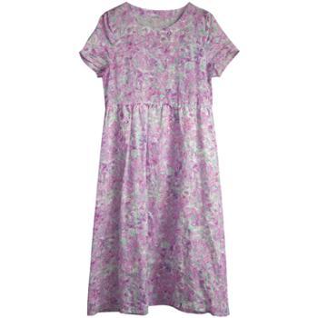 sandalling 订制款 女连衣裙8300 棉