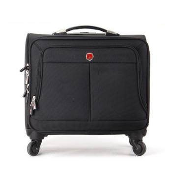 瑞士军刀拉杆箱18寸旅行登机行李箱商务