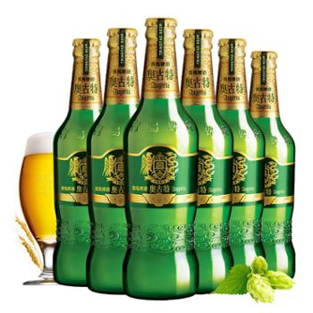 青岛啤酒奥古特12度480*6瓶装