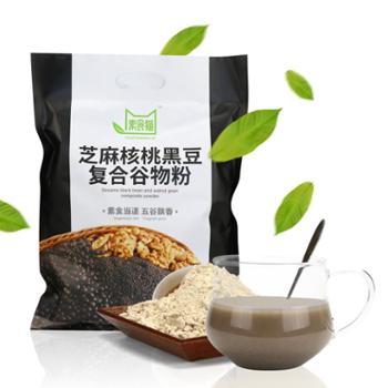 素食猫 芝麻核桃黑豆复合粉 500g