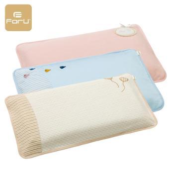 ForU芙儿优婴儿枕头3D透气新生儿童枕宝宝定型枕可水洗