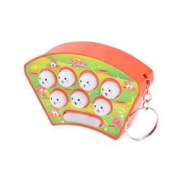 希睿 儿童迷你打地鼠宝宝掌上游戏机带灯光音乐成人益智玩具礼物