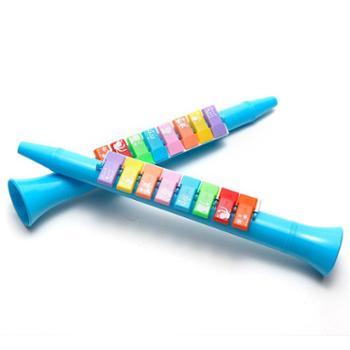 迪士尼 儿童口风琴初学音乐乐器宝宝小喇叭可吹奏男女孩益智玩具