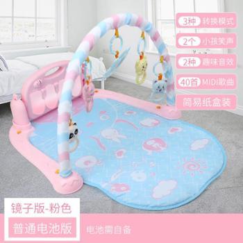 怀乐 婴儿健身架器音乐脚踏钢琴新生儿宝宝玩具3-6-12个月0-1岁