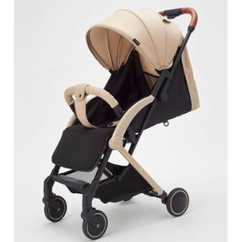 For Baby/福贝贝 婴儿推车伞车可躺坐儿童四轮避震超轻便携一键收车折叠推车
