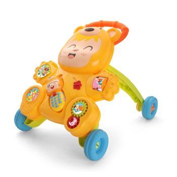 优乐恩婴儿学步车手推车防侧翻女宝宝学走路助步车男孩儿童玩具