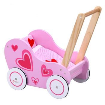 Classic World/可来赛 婴幼儿学步手推车助步车宝宝学走路防侧翻儿童玩具