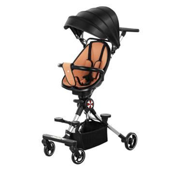 名优创品折叠婴儿手推车可坐便携双向高景观