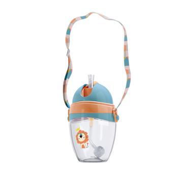 名创优品婴幼儿学饮杯吸管水杯