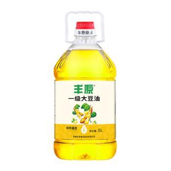 丰原丰原食品一级大豆油5L