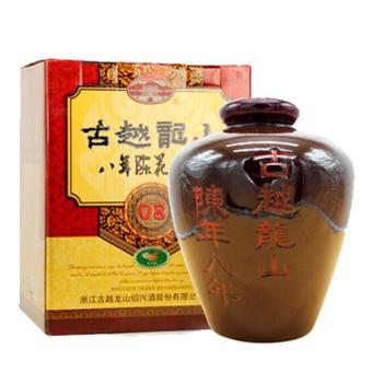 绍兴黄酒古越龙山坛八年5L