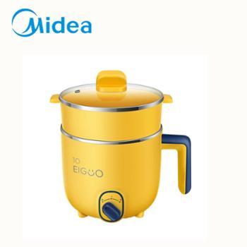 美的/Midea 1.2L多功能电煮锅电火锅 DY16E211 大小火调节