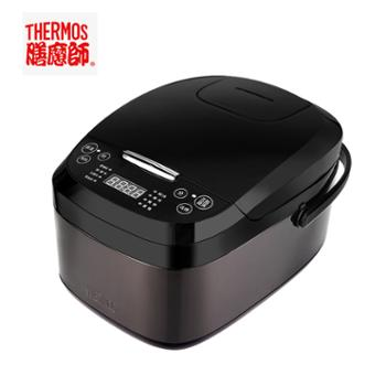 膳魔师/THERMOS 降糖健康电饭煲 EHA-4154E-H 5L大容量多模式触屏