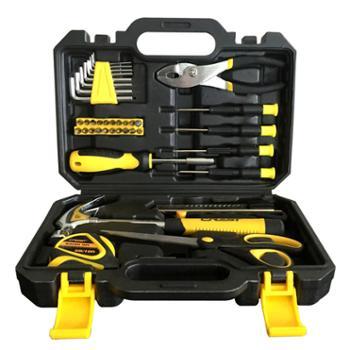 瑞德家用维修工具多功能套装40件105040