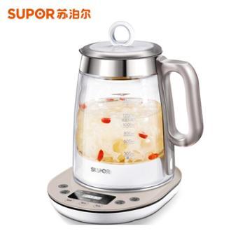 SUPOR/苏泊尔【15Y01】多功能电热水壶