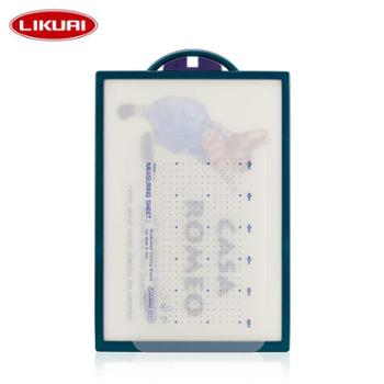 利快 纳米银离子抗菌菜板罗密欧兔子菜板460*265*17mm