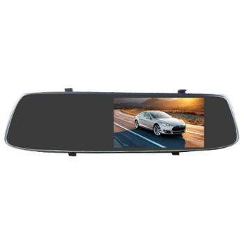 凌度A108行车记录仪双镜头
