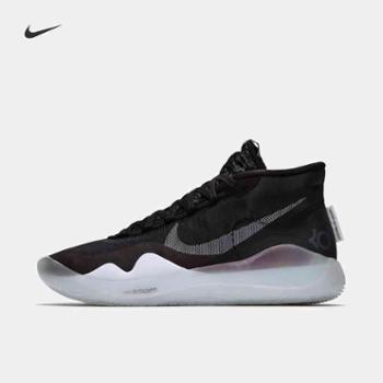 Nike耐克男鞋杜兰特12代运动篮球鞋AR4230-001
