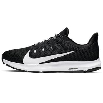 Nike耐克男鞋黑武士休闲运动鞋网面透气跑步鞋CI3787-002-003