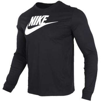 Nike耐克长袖T恤男子运动休闲套头衫CI6292-010