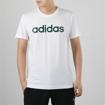 阿迪达斯adidasneoMESNTLLGT1男装运动休闲短袖T恤FP7389
