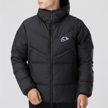 NIKE耐克男装保暖防风运动休闲外套羽绒服CU4405-010