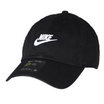 NIKE耐克男女休闲运动鸭舌帽子913011-010
