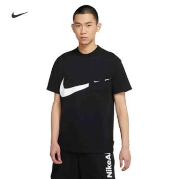 耐克NIKESPORTSWEARSWOOSH男子口袋T恤新款DJ4134