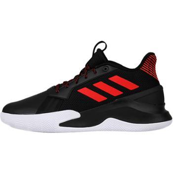 adidas阿迪达斯男子实战篮球鞋EF1022