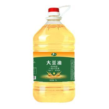 乐丫豆油5L