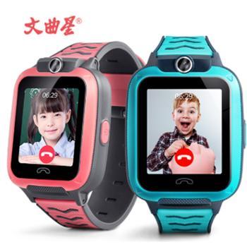 文曲星T6儿童电话手表4g全网通定位智能手表