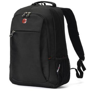 瑞士军刀威戈Wenger双肩包商务笔记本电脑包14.4英寸男士休闲书包电脑包