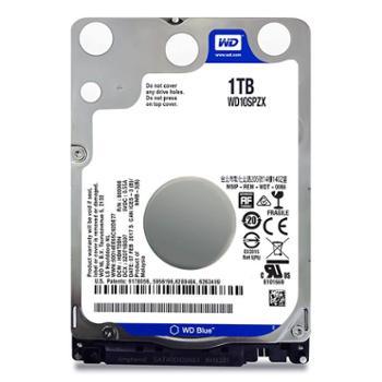 西部数据(WD)笔记本硬盘蓝盘1TB5400转128MSATA6Gb/s