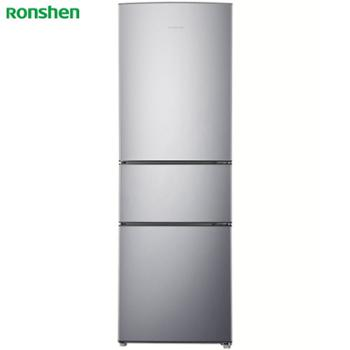 容声/Ronshen静音节能家用三门冰箱BCD-205D11N
