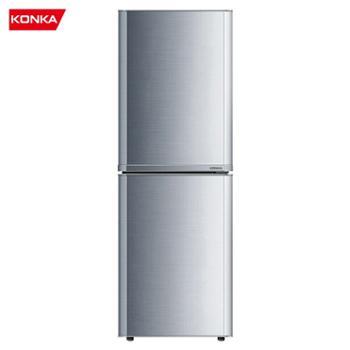 康佳/Konka家用节能保鲜静音双门小型冰箱BCD-184GY2S
