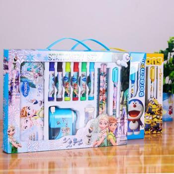 儿童创意文具套装礼盒小学生大礼包学习用品组合30*23*5.5