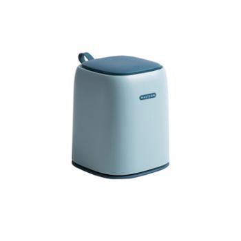 物鸣桌面垃圾桶AA153家用桌上迷你收纳桶