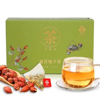 李良济菊苣栀子茶7g*15袋