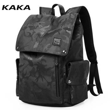 KAKA卡卡 牛津背包户外男双肩包