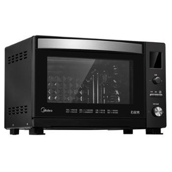 Midea/美的 独立控温烘焙上下大容量电烤箱 T4-320F