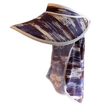 CACUSS挡紫外线户外大檐遮阳遮脸帽