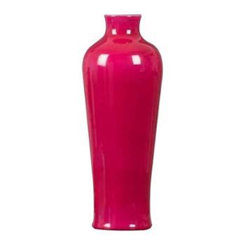 金和汇景胭脂醉花瓶