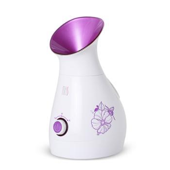 美克斯/MKS蒸脸器NV8358冷热喷纳米喷雾补水仪紫色