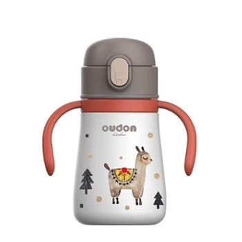 OUDON童颜学饮杯 OK-36X1 【三色可选】儿童水壶