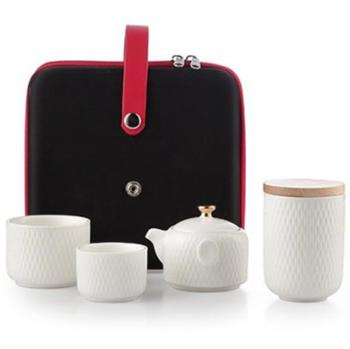 唯都水悦旅行茶具W-S14 便携旅行装茶具