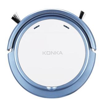 康佳KGXC-801扫地机器人智能家用吸尘器蓝智宝