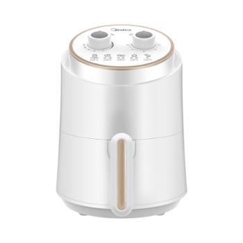 美的 多功能电炸锅大容量1.5L家用无油空气炸锅炸薯条MF-ZY1501